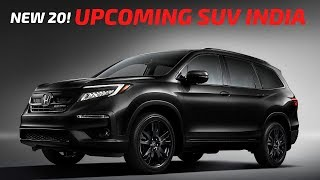 NEW 20 SUV: UPCOMING 5/7 SEATER SUV IN INDIA 2020 UNDER 30 LAKH WITH DETAILS 🔥🔥🔥