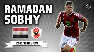 RAMADAN SOBHY رمضان صبحي | Goals, Skills, Assists | Al Ahly ...
