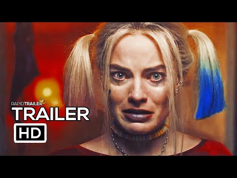 Birds of Prey Official Trailer (2020)