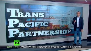 TPP Won't Balance the Power of China