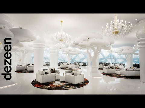 "Interview: Marcel Wanders discusses ""fantastical"" Mondrian Doha hotel 