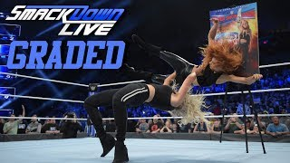 WWE SmackDown Live: GRADED (2 October) | Super Show-Down Go-Home Show