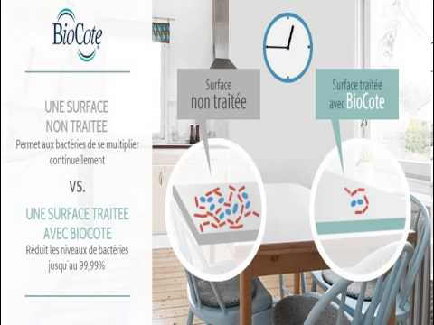 BioCote in Action - Domestic Kitchen - FR