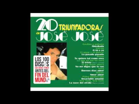 Jose Jose 20 Exitos