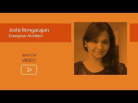 Jothi Rengarajan at Aspire Systems Digital