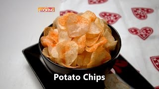 Potato chips | Ventuno Home Cooking