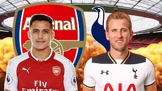 Arsenal vs Spurs - Who Wins the North London Derby? FIFA 18 Sim