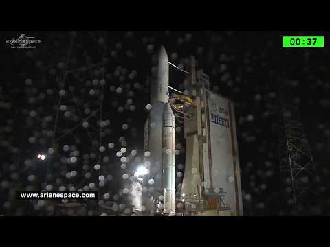 EUTELSAT 172B soars into space