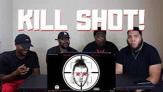 KILLSHOT [Official Audio] - (REACTION)