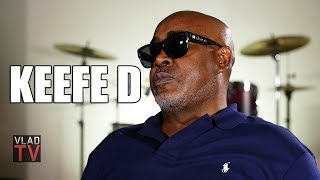 Keefe D on Him & Orlando Anderson Pulling Up to 2Pac's Car, Shots Fired (Part 14)