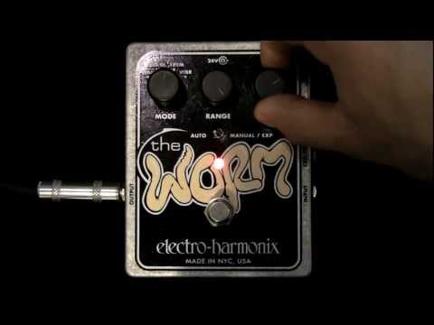 EHX The Worm in 100 Seconds