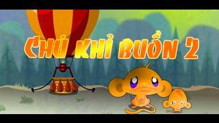 Game chú khỉ buồn 2 - Video đáp án game chú khỉ buồn 2
