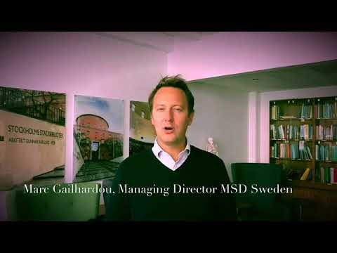 MSD's Marc Gailhardou on the importance of diversity