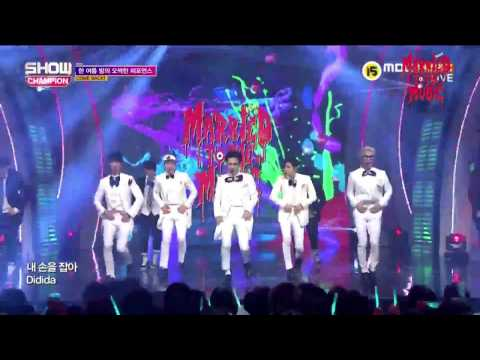 SHINee - Married to the Music 교차편집영상 stage mix