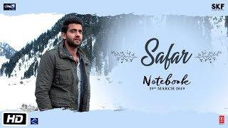 Safar Mohit Chauhan Notebook