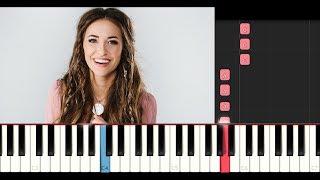 Lauren Daigle - You Say (Piano Tutorial)