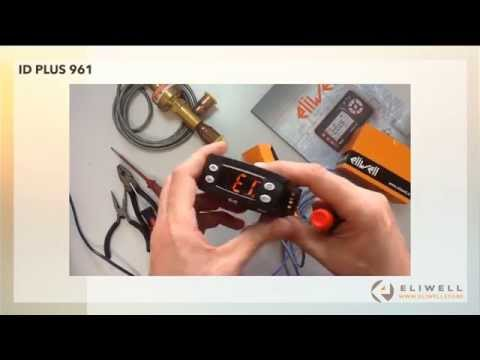 Eliwell - Cómo instalar una sonda - EliwellStore