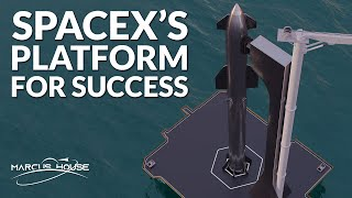 SpaceX Starship Launch and Landing Platforms & Construction Updates, Starlink & Mars Rover Updates