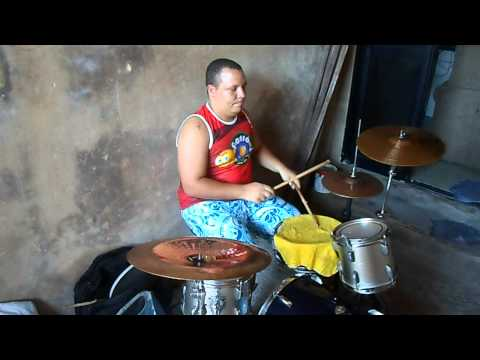 Baixar Alemão Batera Groove de Pagode 2013.