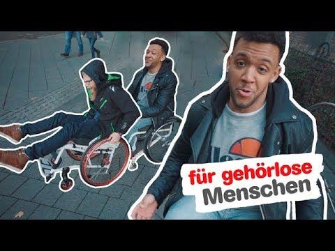 Kübras Vlog-Übernahme: Leeroy Matatas Wheelie-Tutorial (Deutsche Gebärdensprache)