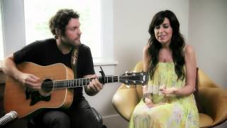 'Open Up the Heavens' (Acoustic)   Meredith Andrews