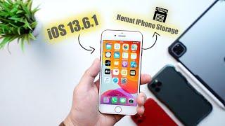 Review iOS 13.6.1 - Membuat iPhone Storage Lebih Luas!