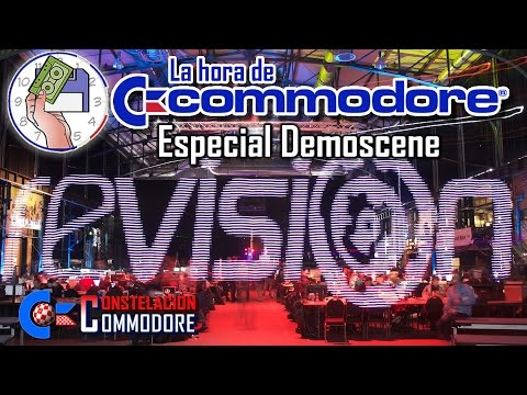 La Hora de Commodore #0009 - Especial Demoscene Revision 2017