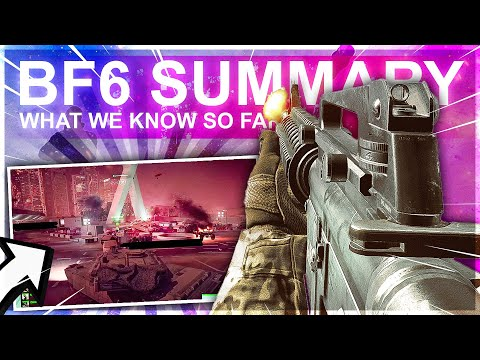 BATTLEFIELD 6 REVEAL - Everything We Know So Far!