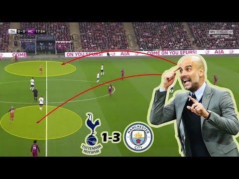 How Delph Destroyed Spurs' Plans | Tottenham vs Manchester City 1-3 | Tactical Analysis