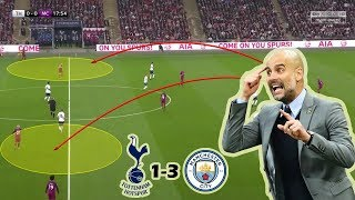How Delph Destroyed Spurs' Plans | Tottenham vs Manchester City 1-3 | Tactical Analysis