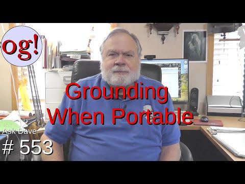 Grounding When Portable (#553)