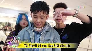 Thấy đôi trẻ  RPT MCK - Tlinh cực tình, Ricky Star đã phải rớt nước mắt vì ganh tị |  #11 Rap VIệt