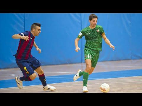 Levante UD DM – FC Barcelona Alusport | Jornada 1 – Temporada 2014/15