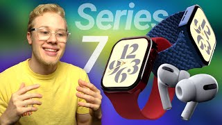 Apple Watch Series 7 Redesign & AirPods 3 Delayed!
