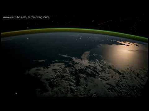 Expedition 43 Earth as seen from the International Space Station