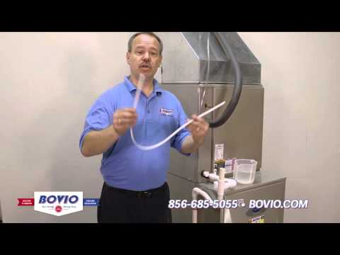 Bovio Web Tips-How to Clean and Drain a Home Air Conditioning System