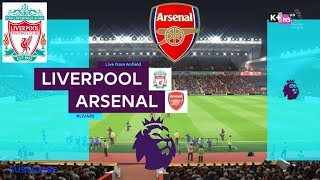 Liverpool vs Arsenal Vòng 3 Ngoại Hạng Anh 2019/2020 FIFA19