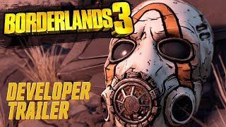 Borderlands 3 - Official Developer Trailer