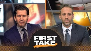 Will Cain cannot believe Max is giving Michael Bennett a pass | First Take | ESPN