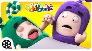 Oddbods | Slumber Time - Sleepy Zee | Funny Cartoons For Children