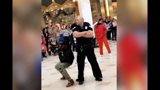 Miami Cops Stop Dancers in Mall, Then Break It Down