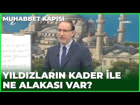Astroloji ile Uğraşmak Falcılığa Girer mi? - Prof. Dr. Mustafa Karataş ile Muhabbet Kapısı