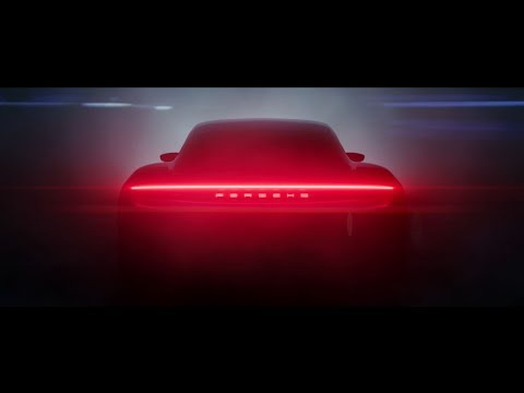 Soul, electrified. ? The Porsche Taycan is coming.