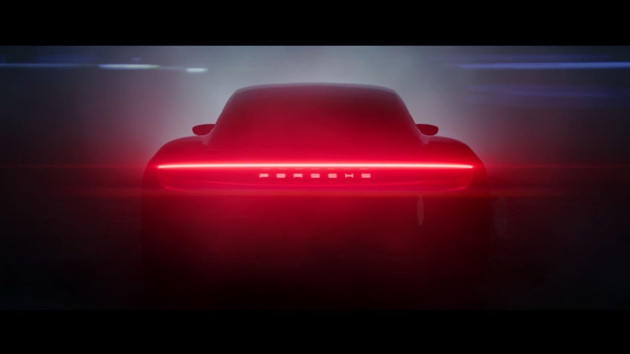 Soul, electrified. – The Porsche Taycan is coming