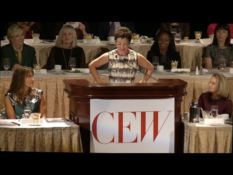 Jane-CEW Award Speech