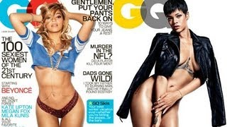 Beyonce's GQ magazine Controversy