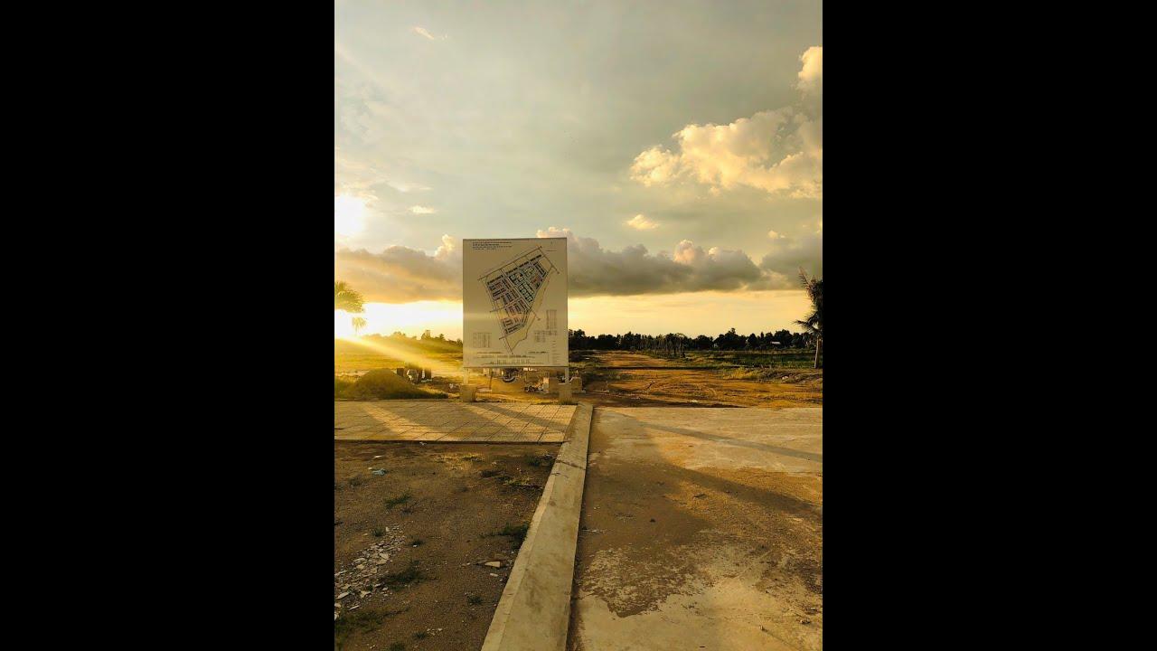 Đất nền phường Vĩnh Quang TP Rạch giá chỉ 690 tr/ nền 91m2, đường 17m, vỉa hè 5m LH: 09.32.87.88.90 video