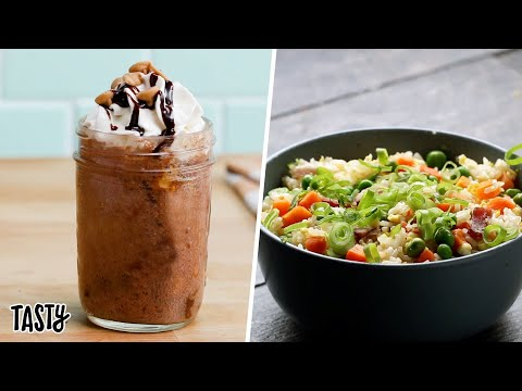 Easy Microwave Meals ? Tasty