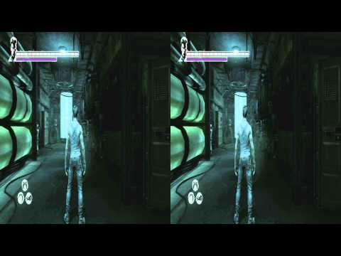 (3D & 4K) Devil May Cry 3840x2160 Mission 5 Virility (Ultra HD) Oculus Rift