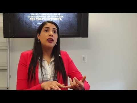 DeVry University Student Testimonial - Yaneris Marielle Lamboglia Ayala